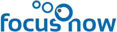 Focus now communicatie Logo